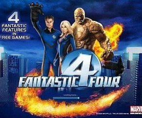 automat-fantastic-four-online-zdarma