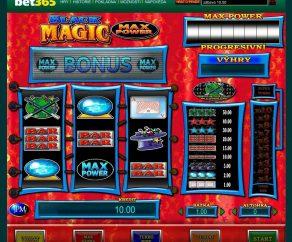automat-black-magic-max-power-online-zdarma