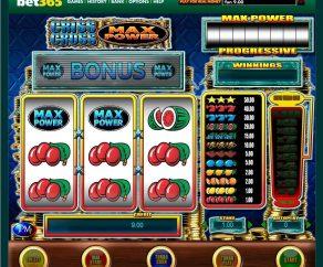 automat-criss-cross-cash-max-power-online-zdarma