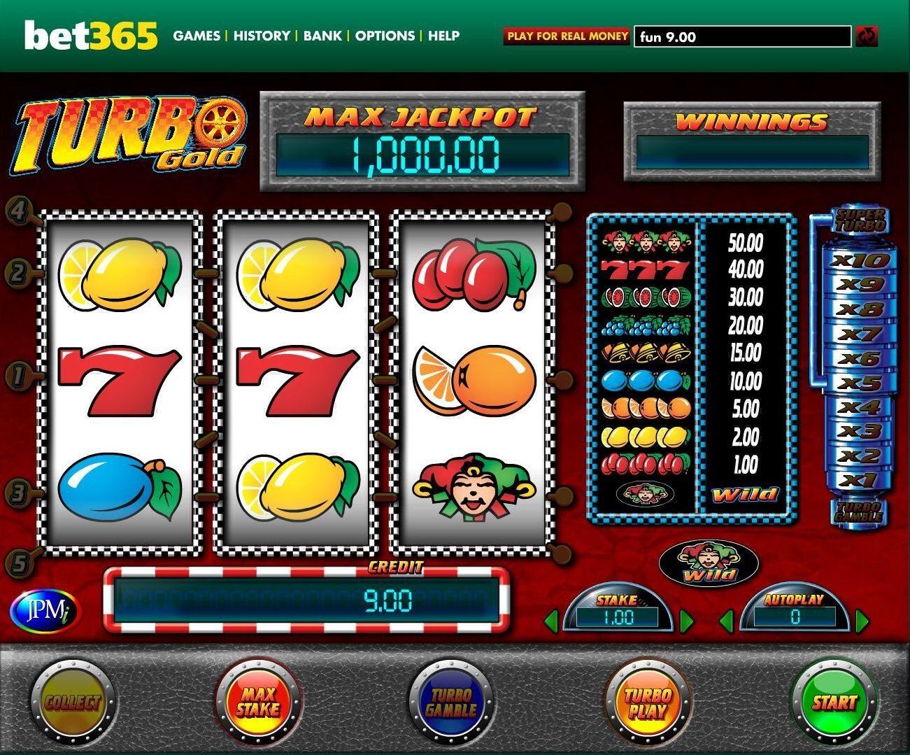 automaty hry zdarma turbo