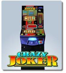 Automat Crazy Joker