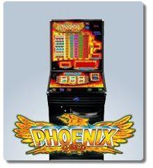 Automat Phoenix Gold
