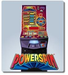Automat Powerspin