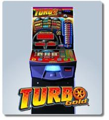 Automat Turbo Gold