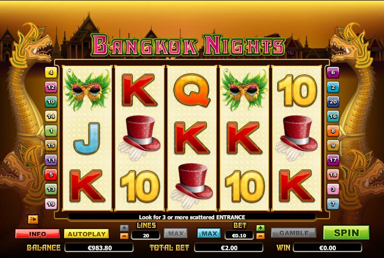 Bangkok Nights NextGen