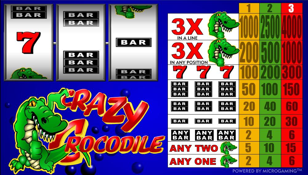 Crazy Crocodile