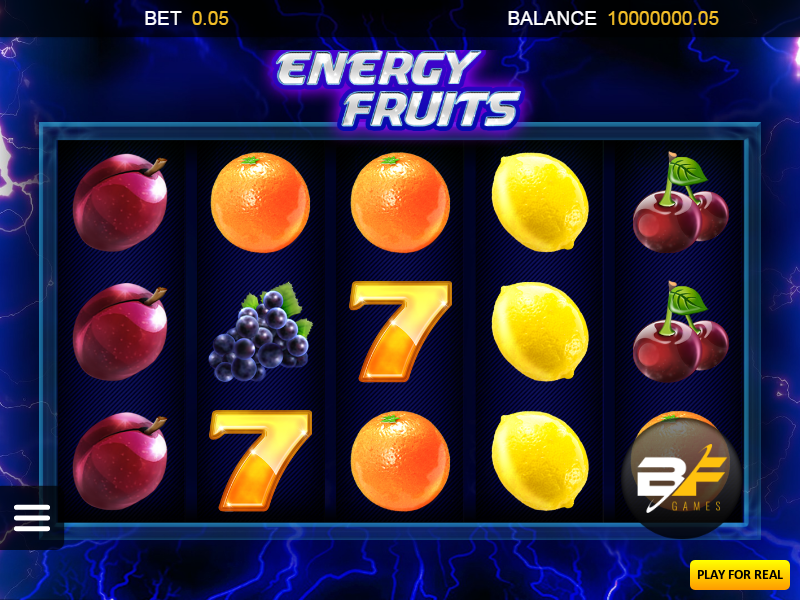 Energy Fruits