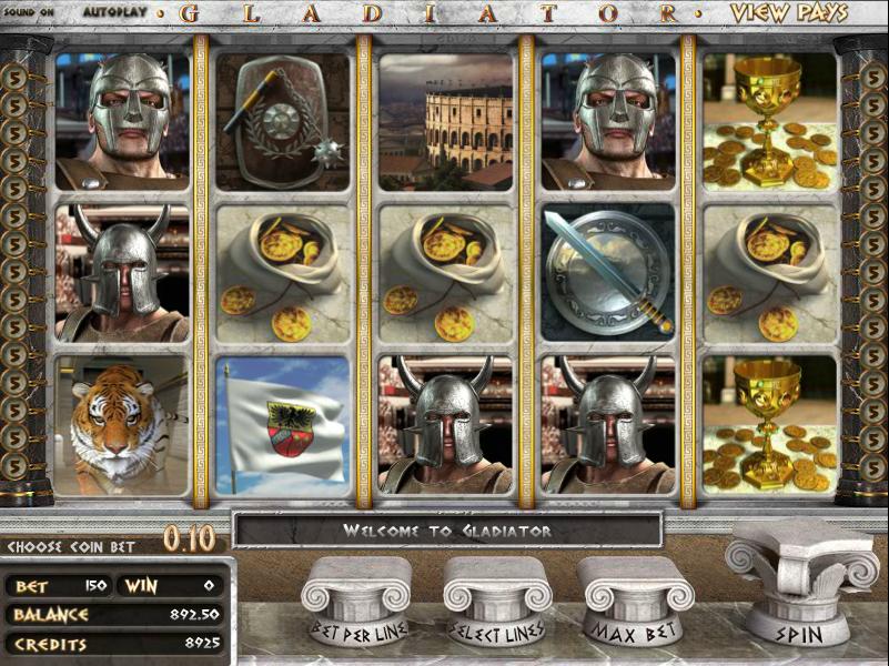 Gladiator Betsoft