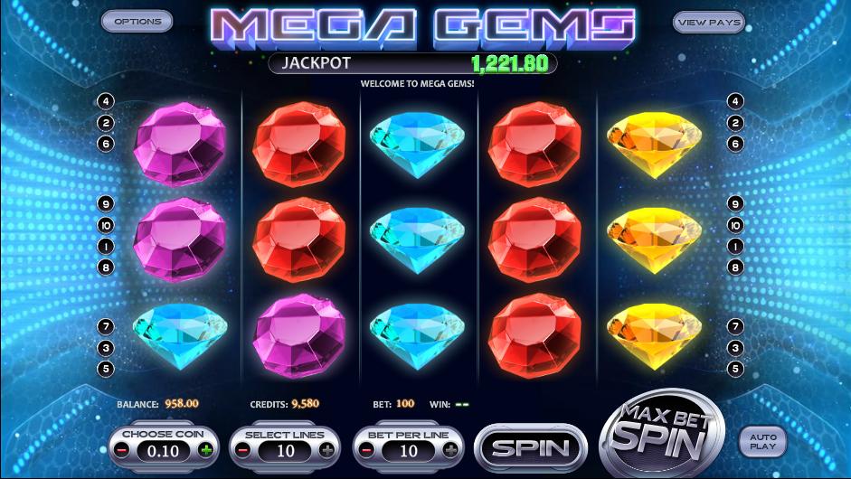 Mega Gems