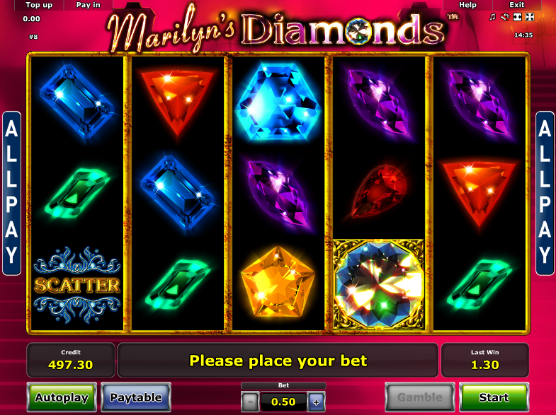 Marilyns Diamonds