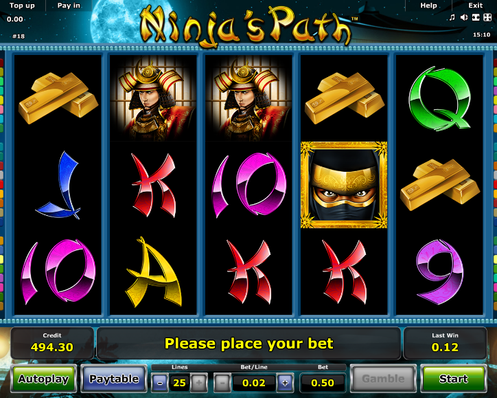 Ninja Path