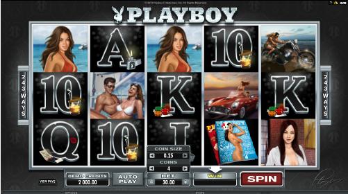 Playboy Microgaming