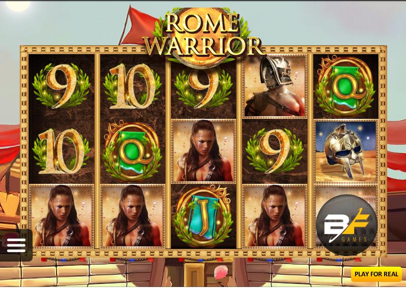 Rome Warrior