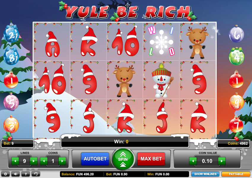 Yule Be Rich